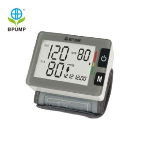Portable Electronic Sphygmomanometer with CE and FDA Approved