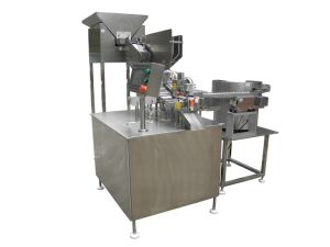 Vitamin Tablet Tube Filling Machine pictures & photos