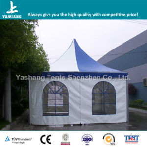 Fashionable 3m-6m Clear PVC Gazebo Tent for Sale