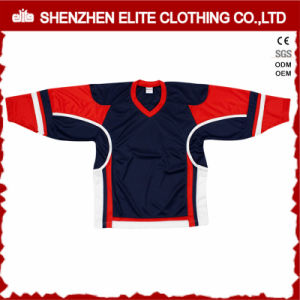 China OEM Service Wholesale Blank Hockey Jersey pictures & photos