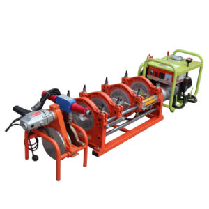 Hydraulic Welding machine for PE Pipe pictures & photos