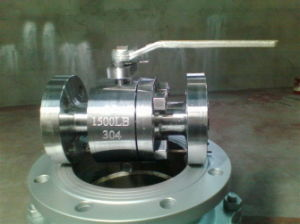 1/2-4 Inch 2PC Ss304 Food Grade Ball Valve Price List. pictures & photos