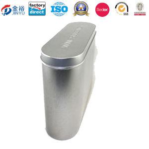 Airtight Round Tea Tin or Coffee Tin with Clasp pictures & photos