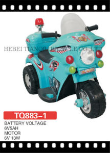 Double Batteries Children Car Ride on Car Toy pictures & photos