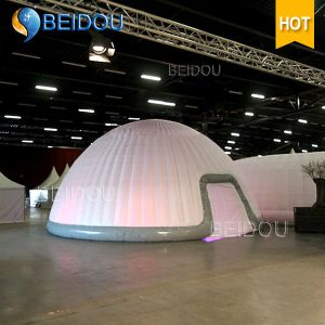 LED Events Party Wedding Decoration Large Tents Marquee Military Army Inflatable Dome Tent