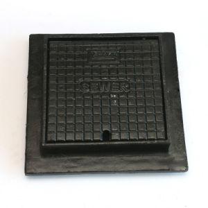 Cast Iron Manhole Cover (EN-GJS-400-15 / 60-40-18) pictures & photos
