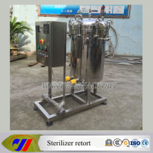 Laboratory Vertical Autoclave Sterilizer Retort pictures & photos