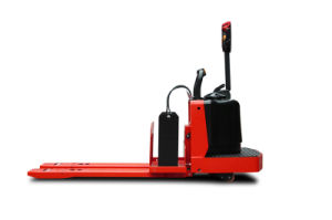 3.5t Big Ton Electric Pallet Truck (EPT20-35RA) pictures & photos