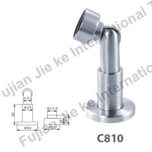 304 Stainless Steel Solid Casting Adjustable Door Stop (C810) pictures & photos