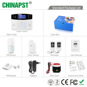 2017 Low Price SMS GSM Wireless Anti-Intruder Home Alarm System (PST-GA997CQN) pictures & photos