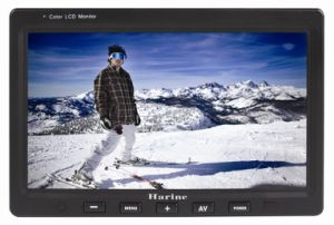7 Inch Rear View System with Rader pictures & photos