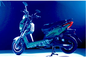 800W Electric Motorcycle LCD Instrument with Dynamic Display pictures & photos