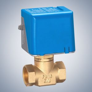 Electric 2 Way Valve for Actuators pictures & photos