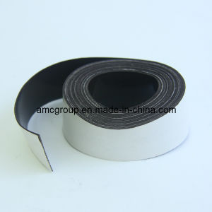 Self-Adhesive Flexible Rubber Magnetic Roll pictures & photos