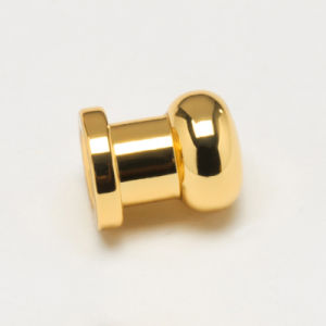 Electroplate Zinc Alloy Fittings Bag Thread Cap Screw Cap pictures & photos