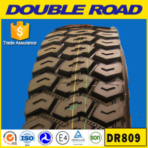 Double Road Chinese Manufacture Truck Tire 1200r24 315/80r22.5 385/65r22.5 Drive Position Bus Truck Tyre Price pictures & photos