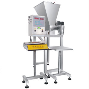 Talcum Powder Screw Filling Machine with High Quality pictures & photos