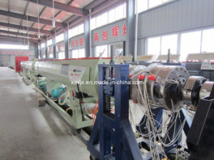 PVC Raw Material Profile Making Machine pictures & photos