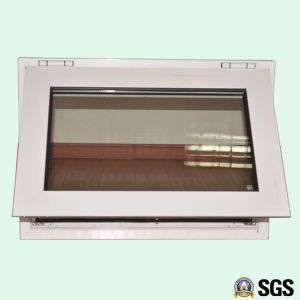 Automantic Control Powder Coated Aluminum Profile Awning Window, Aluminium Window, Window K05038 pictures & photos