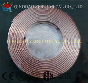 China seamless flexible copper water pipe for sanitary and for Flexible copper tubing water heater
