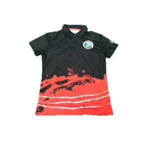 Custom Printed Men′s Polo T Shirt Polo Shirt for Men pictures & photos