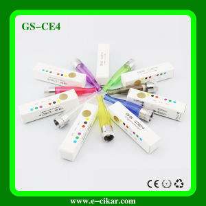 Hot Sale Electronic Cigarette EGO H2 Clearomizer, 7 Colours, GS-H2