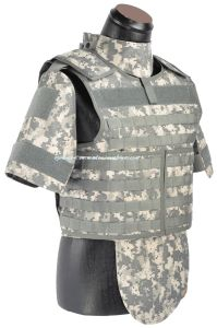 New Design Camouflage Ballistic Vest for Military or Police pictures & photos