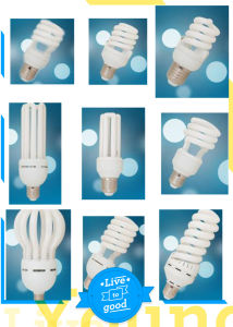 CFL Energy Saving Lamp T2 22W Full Spiral Light pictures & photos
