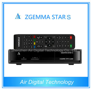 Zgemma Star S Linux Based DVB-S2 HD Satellite Receiver pictures & photos