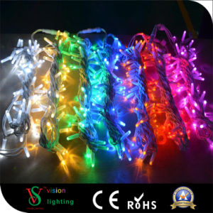 Christmas Outdoor IP65 Waterproof Rubber Cable String Lights pictures & photos
