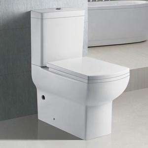 Washdown Two-Piece Water Closet Ceramic Toilet (2013) pictures & photos