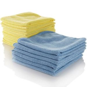 Multi-Purpose Green Cleaning Microfiber Cloth pictures & photos