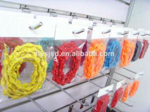 No Tie Elastic Shoelaces, Triathlon Elastic Laces with Knots, pictures & photos
