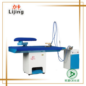 Hot Sale High Quality Laundry Equipment Group Steam Iron Steam Generator Ironing Table (XTT) pictures & photos