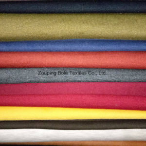 Terry Cloth/Stripe/Knitting Fabric/Bam Boo/ French Terry pictures & photos