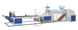 Plastic Sheet Extruder Machine Machinery pictures & photos