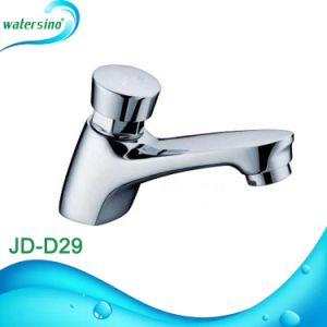 Hot Sale Design Time Delay Faucet for Bathroom pictures & photos