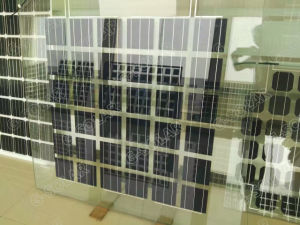 24V 200W BIPV Solar Panel with Positive Tolerance pictures & photos