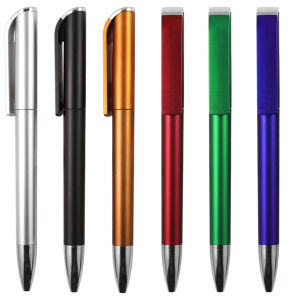 Nice Promotion Gift Plastic Ball Pen with Logo (LT-C576) pictures & photos
