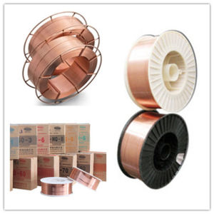 Er70s-6 CO2 Shielded MIG Welding Wire Seller pictures & photos