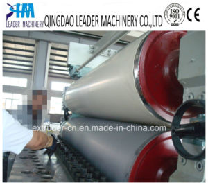 Conical Twin Screw-Rigid PVC Sheet/Plate Production Line pictures & photos