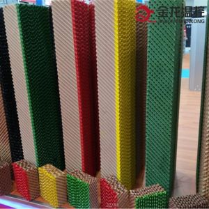 7090 6090 5090 Green Color Honeycomb Evaporative Cooling Pad for Air Cooler pictures & photos