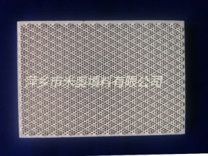 Energy Saving Infrared Honeycomb Ceramic Plate (186X134)