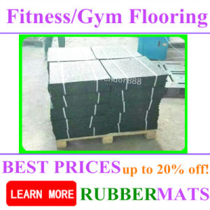 Outdoor Playground Rubber Flooring for Children Gym Fitness pictures & photos