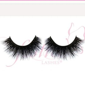 Natural Hair Beauty False Eyelashes Crisscross Mink Eyelashes