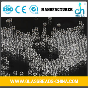 High Strength Glass Transparent Glass Shot Blasting pictures & photos