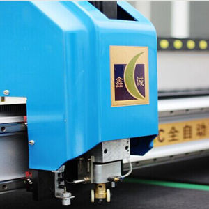 Xc-CNC-2620 Double Glass Making Line CNC Glass Cutting Machine pictures & photos