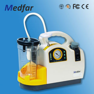 Mf-X-600c Portable Surgical Aspirator High Vacuum High Flow Suction Unit pictures & photos