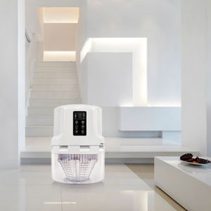 Funglan Water Washing Air Purifier Humidifier with Filters pictures & photos