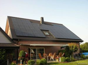 Domestic Photovoltaic Power Generation System pictures & photos